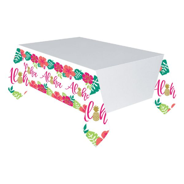 Hawaiian Aloha Table Cover